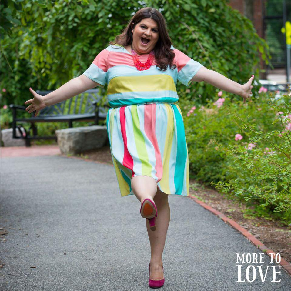 An Interview with Curvy Boss, Rachel Estapa of More to Love Yoga