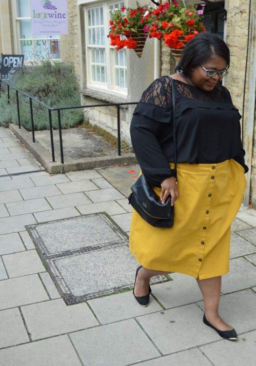 Plus Size Blogger Spotlight: A Wheelbarrow Full of Style