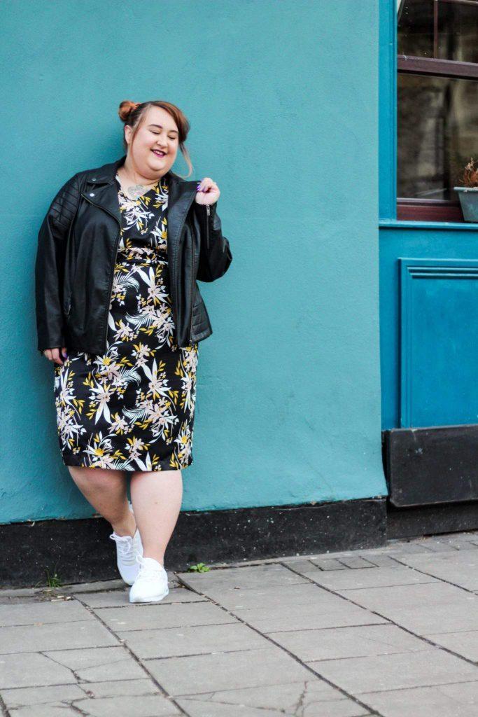 Plus Size Blogger Lottie of Lottie L'Amour