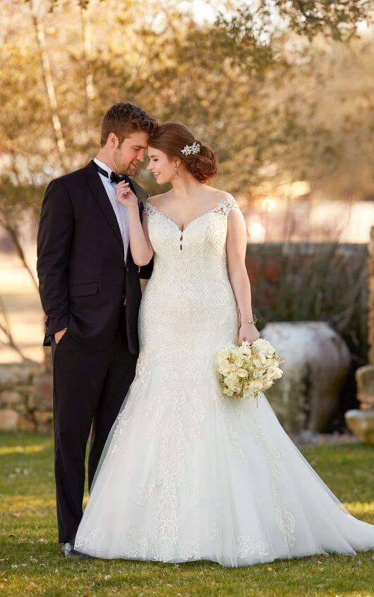 Plus Size Bridal Boutique- Essence of Australia