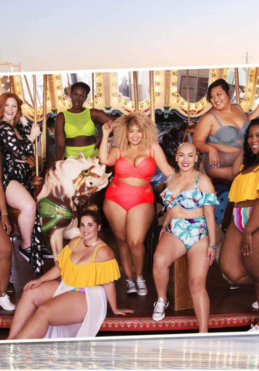 GabiFresh x SwimSuits for All Campaign