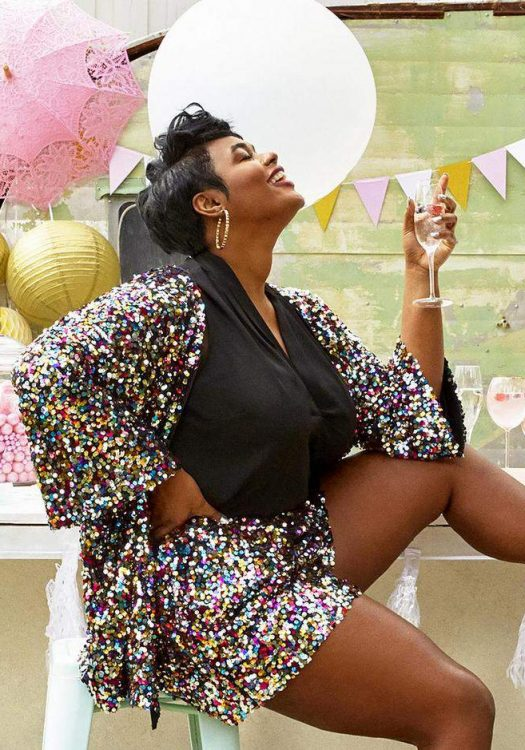 The Plus Size Fashion Finds To Wear for that Rooftop Party!