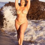 Hunter McGrady x Playful Promises Swim Campaign