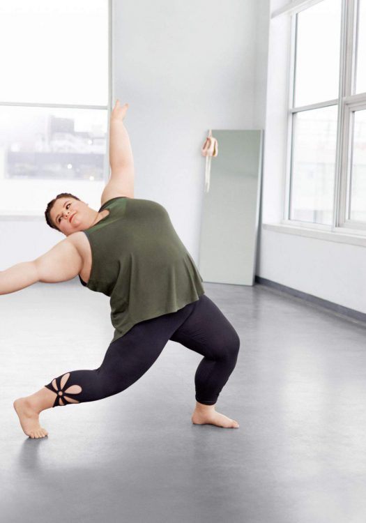 The Must Have Collection of Plus Size Active Wear Is Here, Ladies! Get Into Dia & Co Active!