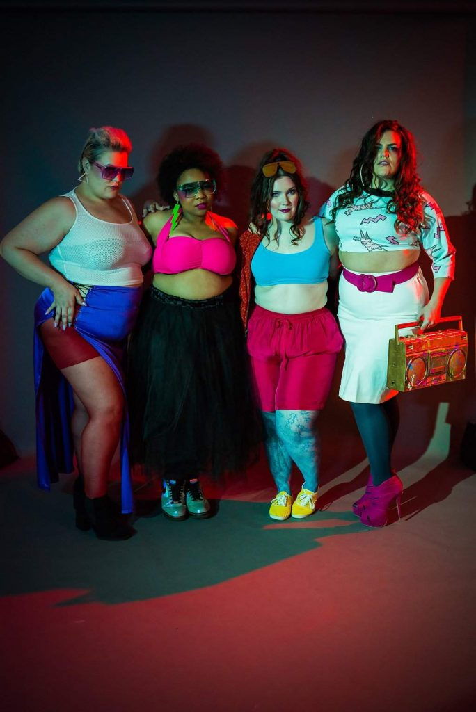 Plus Size Editorial by Nikki G: When They Tell You Fat Bodies Ain't