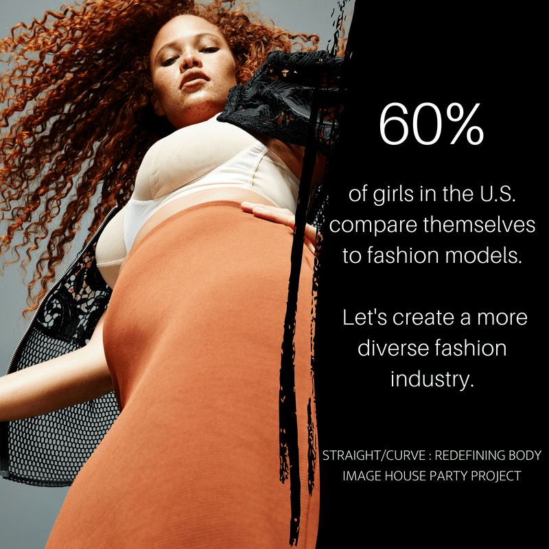 Listen: representation matters when you're not the majority and this is something that the creators of Straight/Curve know. There's a new must-see documentary out that's here to celebrate the curves and bodies of the thick chicks!