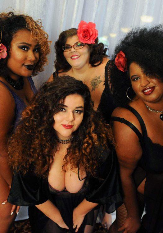 Curvy Boss, Chrystal Bougon of Curvy Girl Talks Lingerie Beyond a Size 3X