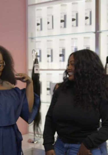 On a Better Hair Journey... What is Your Indique ID?