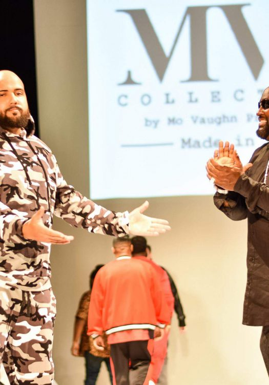 Around FFFWeek: Big & Tall Fashion Shows Out with Bae Walks!