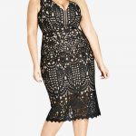 The Perfect Plus Size Cocktail Dresses from City Chic for the Summer
