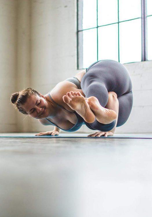 Plus Size Yogi NolaTrees- Dana Falsetti