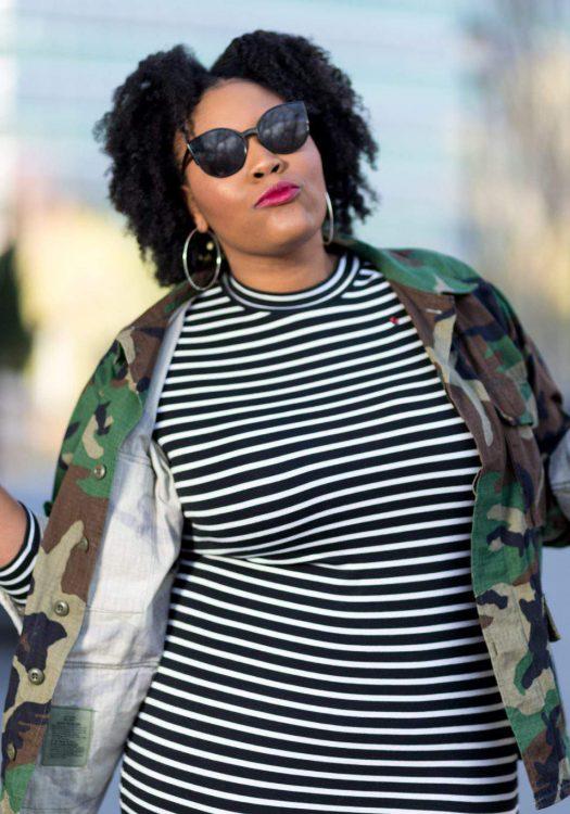 plus size fashion, plus size blogger, Tierra, The Curvy Girl Chronicles