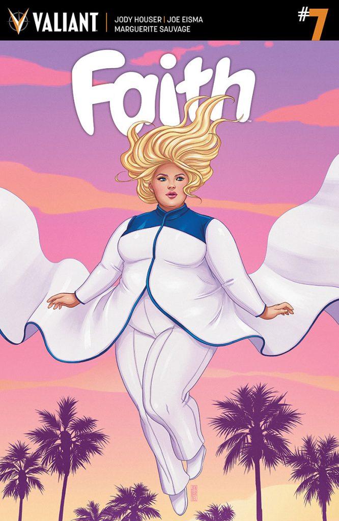 plus size superhero for Faith