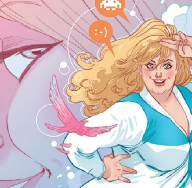 OMG! Faith, a Plus Size Superhero Is Coming To The Big Screen!