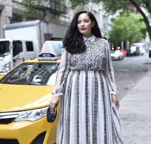 There is a New Plus Size Blogger Collaboration! The Girl with Curves x Lane Bryant Collection Drops ...
