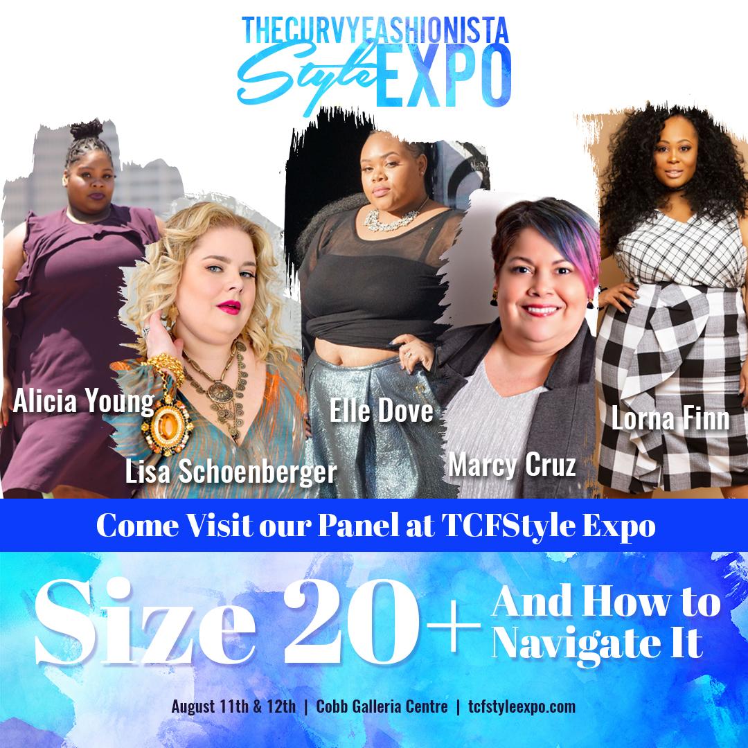 2018 TCFStyle Expo Panel Lineup