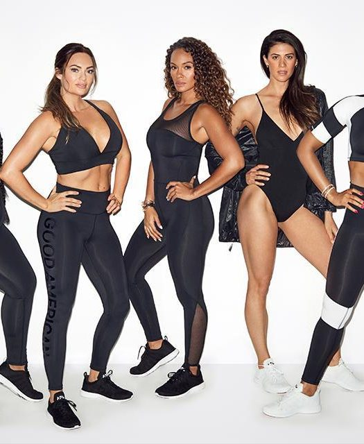 Get Your Workout On with Good American Activewear ALSO Available In Plus Sizes!