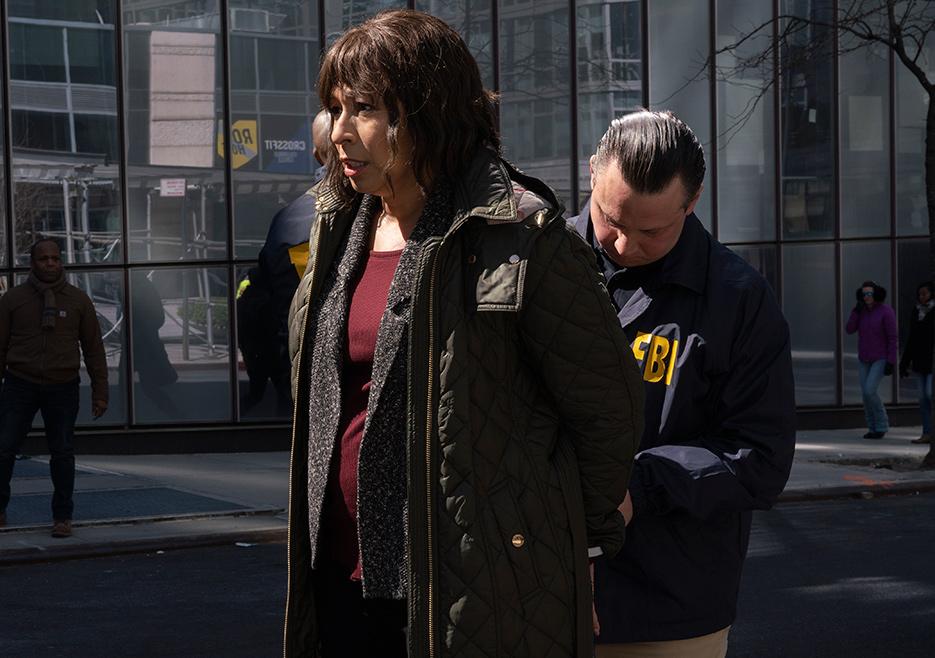 Dietland Julia is arrested- Dietland season finale