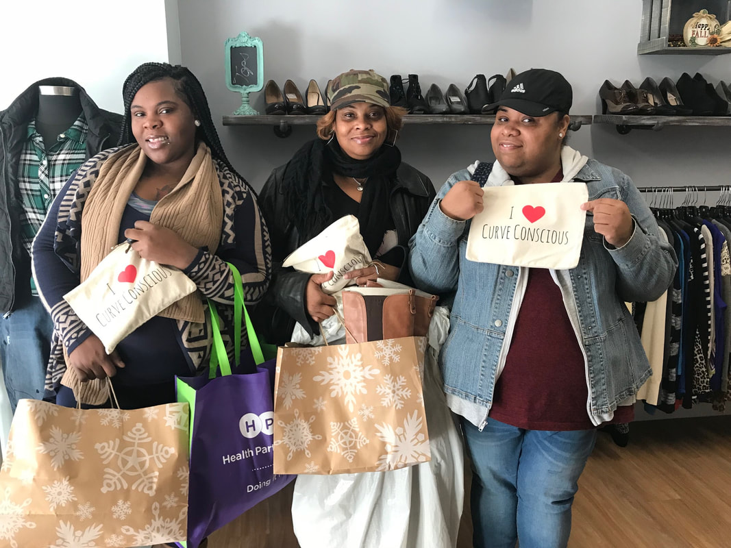 Curve Conscious Philly- Plus Size Consignment Boutique