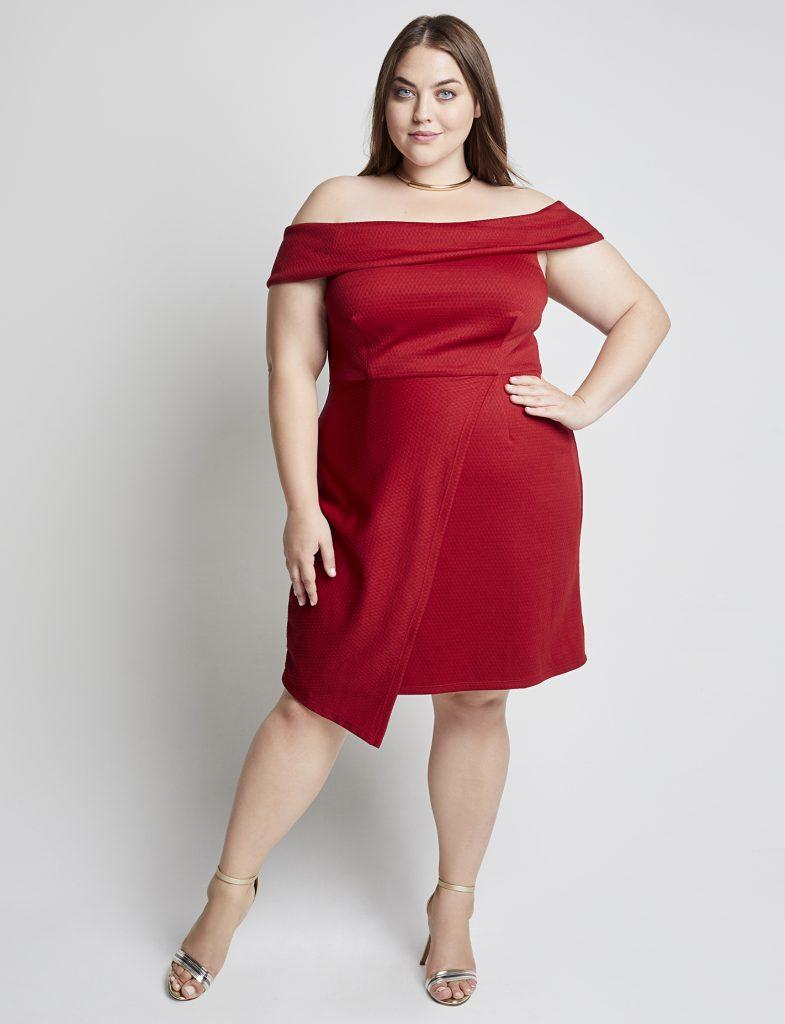Jolene Red Dress