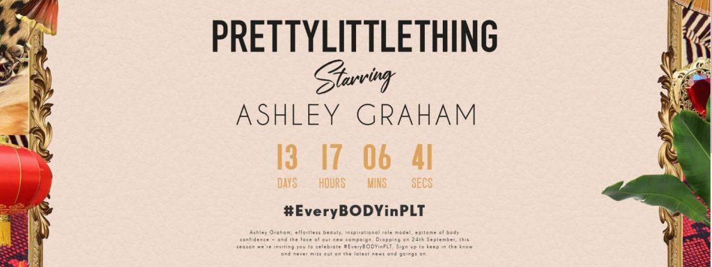 Ashley Graham x Pretty Little Thing