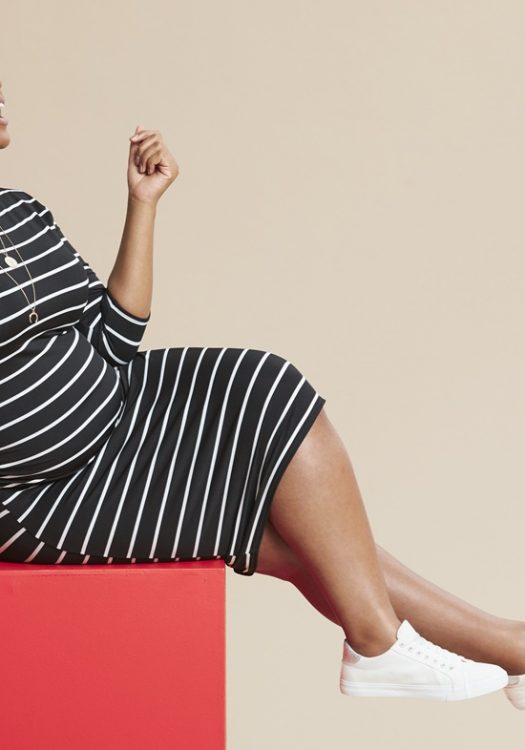 Get Into Simply Be's New Plus Size Maternity Line!