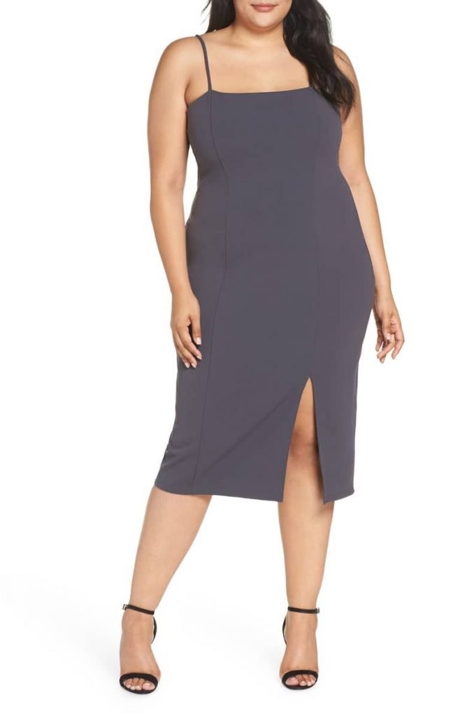 Leith Plus Size Body-Con Dress