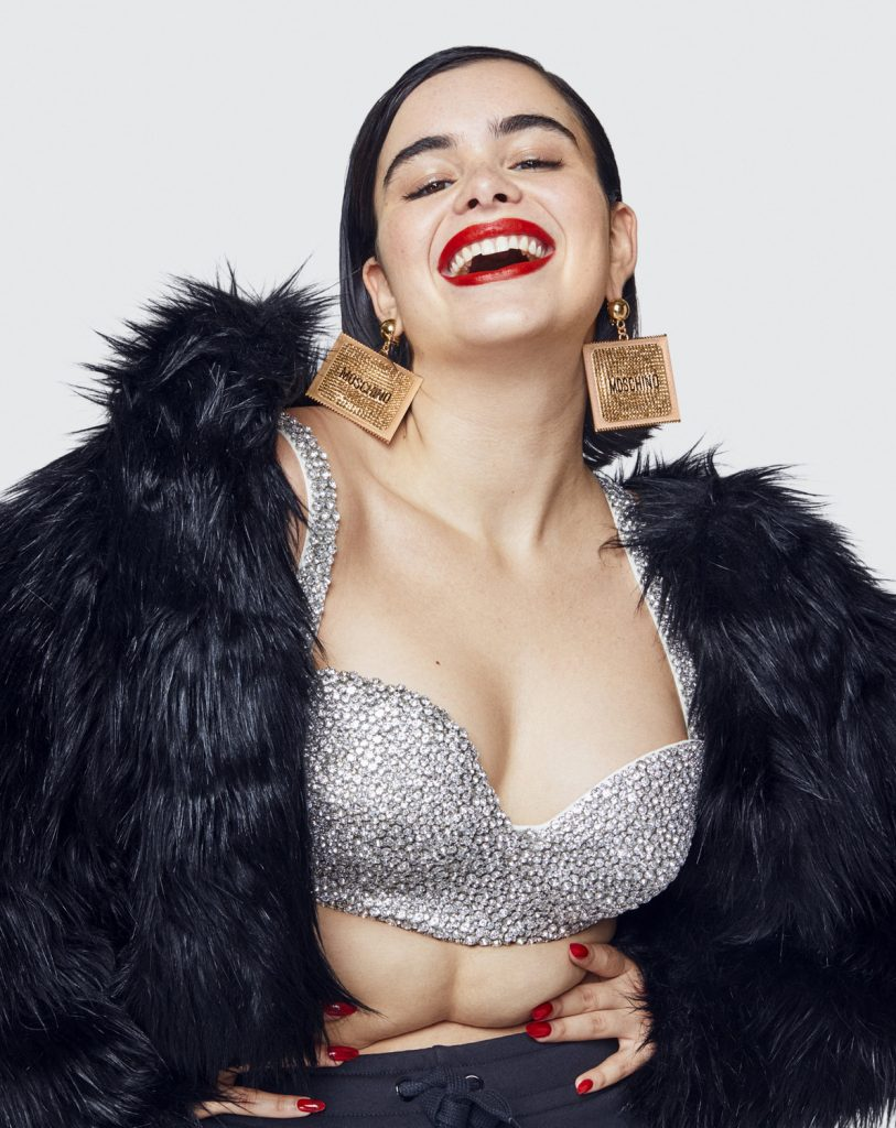 Will the Moschino x H&M Collab Include Plus Sizes? Maybe?