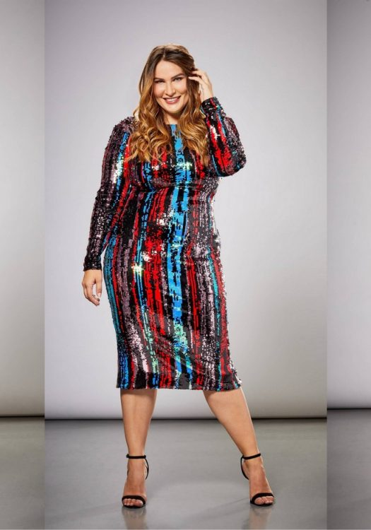 Dress the Population in Plus Sizes