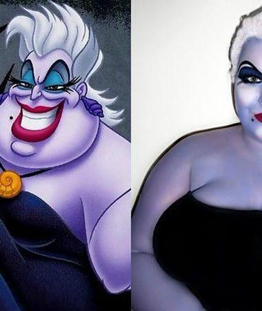Need Halloween Beauty Inspo? Watch These Plus Size Halloween Beauty Tutorials!