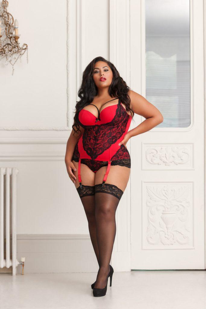 Lovehoney sexy lingerie plus size
