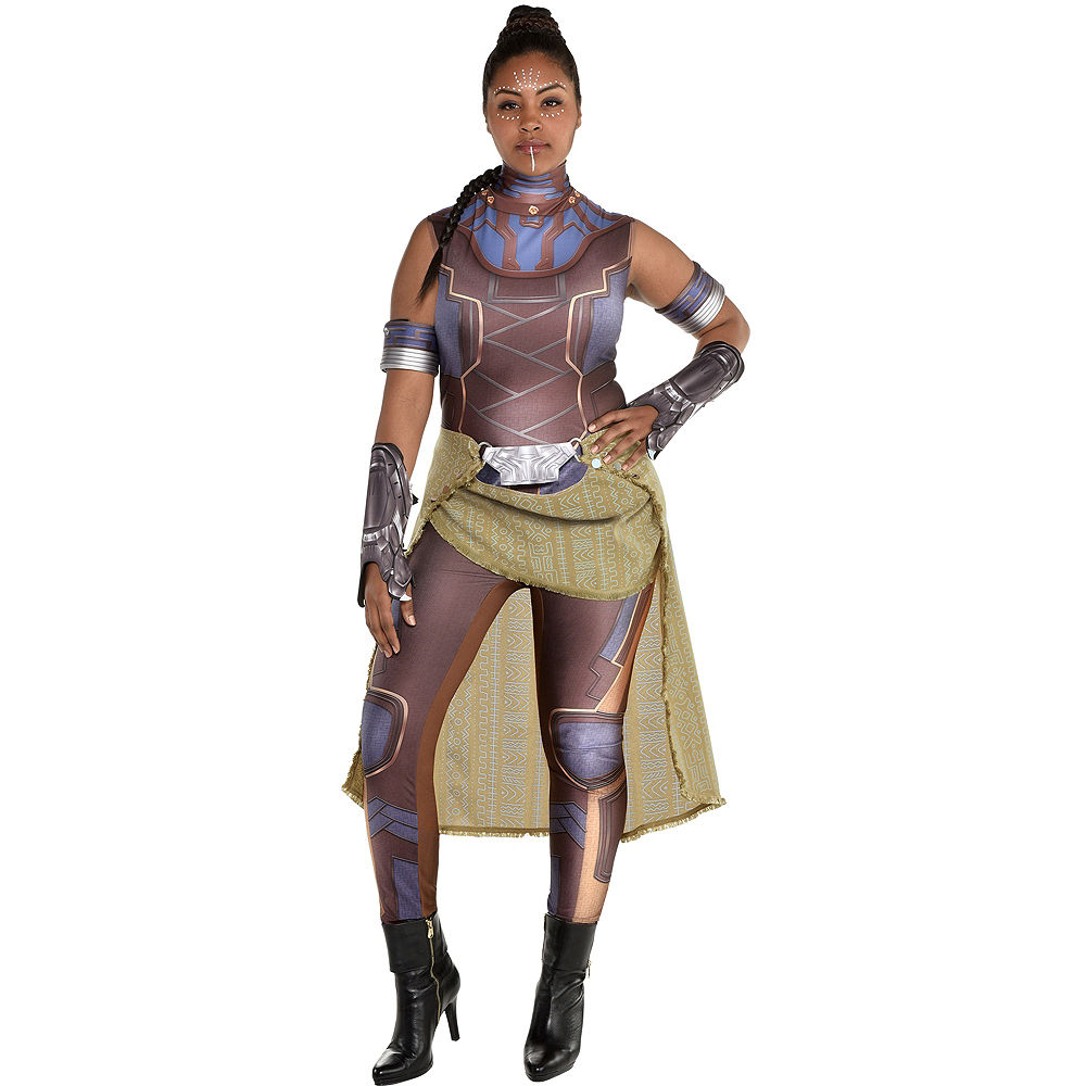 Womens Shuri Costume Plus Size - Black Panther