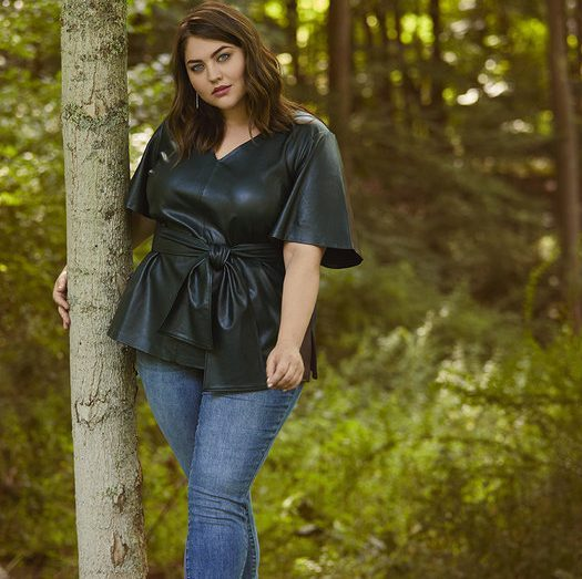 Say What? Eloquii Launches 12 Days of Denim with Plus Size Jeans for a $1? Yes, But...