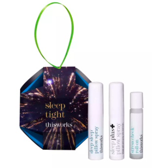 The Ultimate Self Care Gift Guide For The Girl Who Does It All- Sleep Tight set