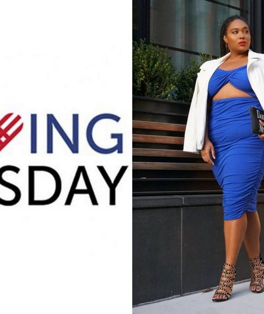 Celebrate GIVING TUESDAY with A Thick Girl's Closet by Helping the Homeless!