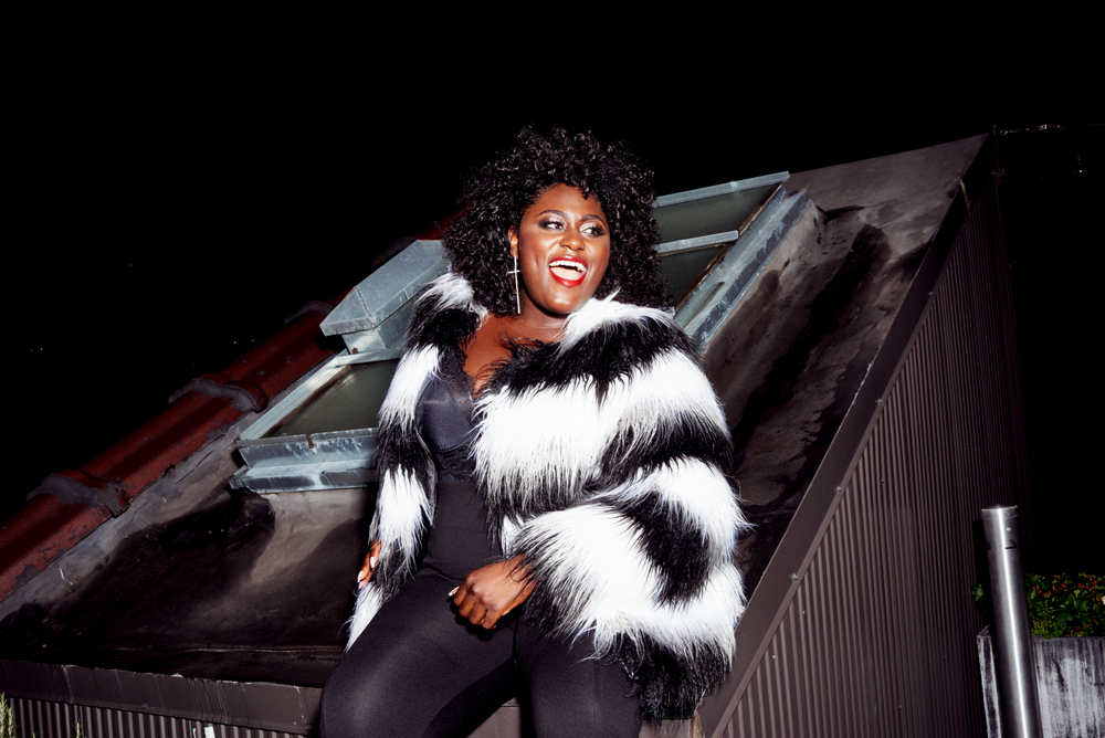 The Danielle Brooks x FTF Holiday Collection Lookbook