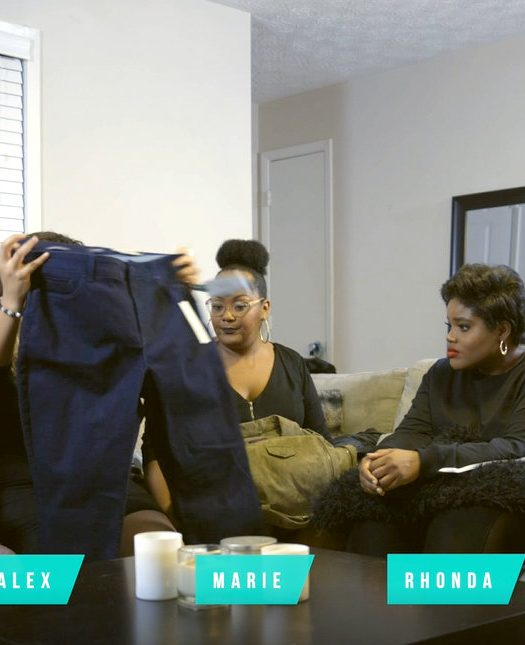 Stitch Fix Unboxing with The Curvy Fashionista