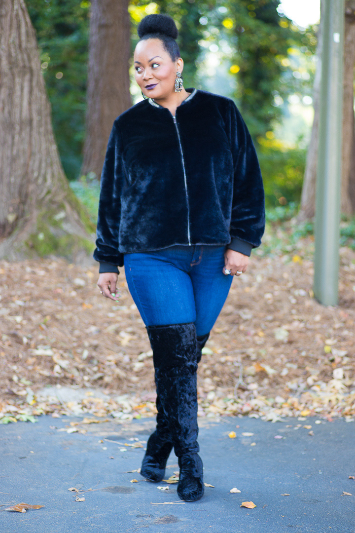 Marie Denee- The Creator of The Curvy Fashionista