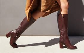35+ Fall Wide calf boots to rock now