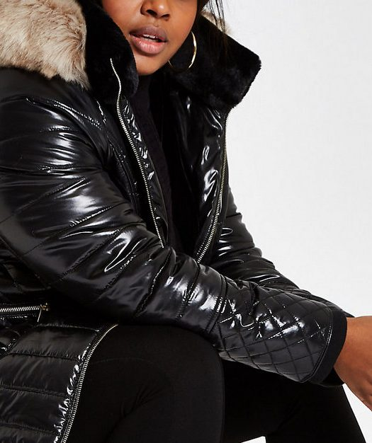 25 Must Rock Plus Size Puffer Coats