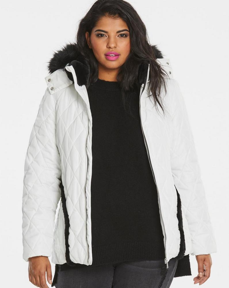 25 Must Rock Plus Size Puffer Coats- Premium Short Padded Jacket