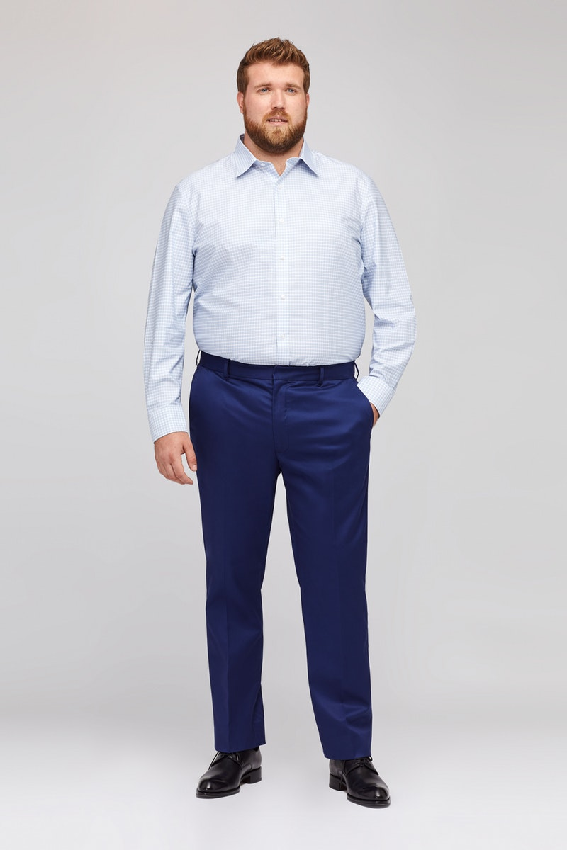 Big & Tall Gift Guide Picks from Bonobos- Stretch Weekday Warrior Dress Pants