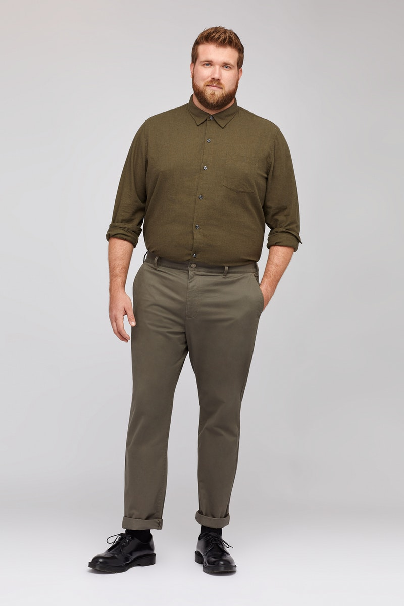 Big & Tall Gift Guide Picks from Bonobos- Stretch Washed Chinos