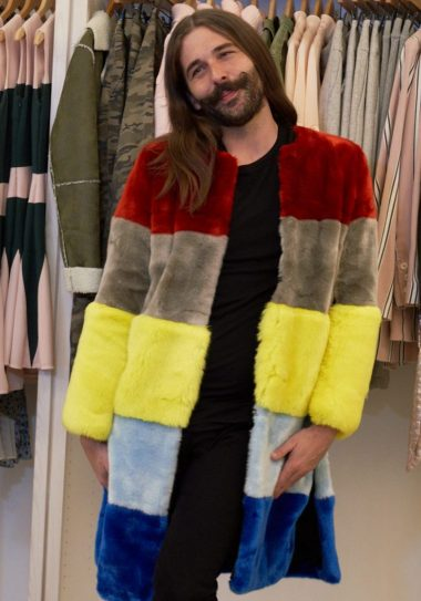 Jonathan Van Ness and Rent the Runway Partner to Give Away 100 Years of RTR Unlimited!