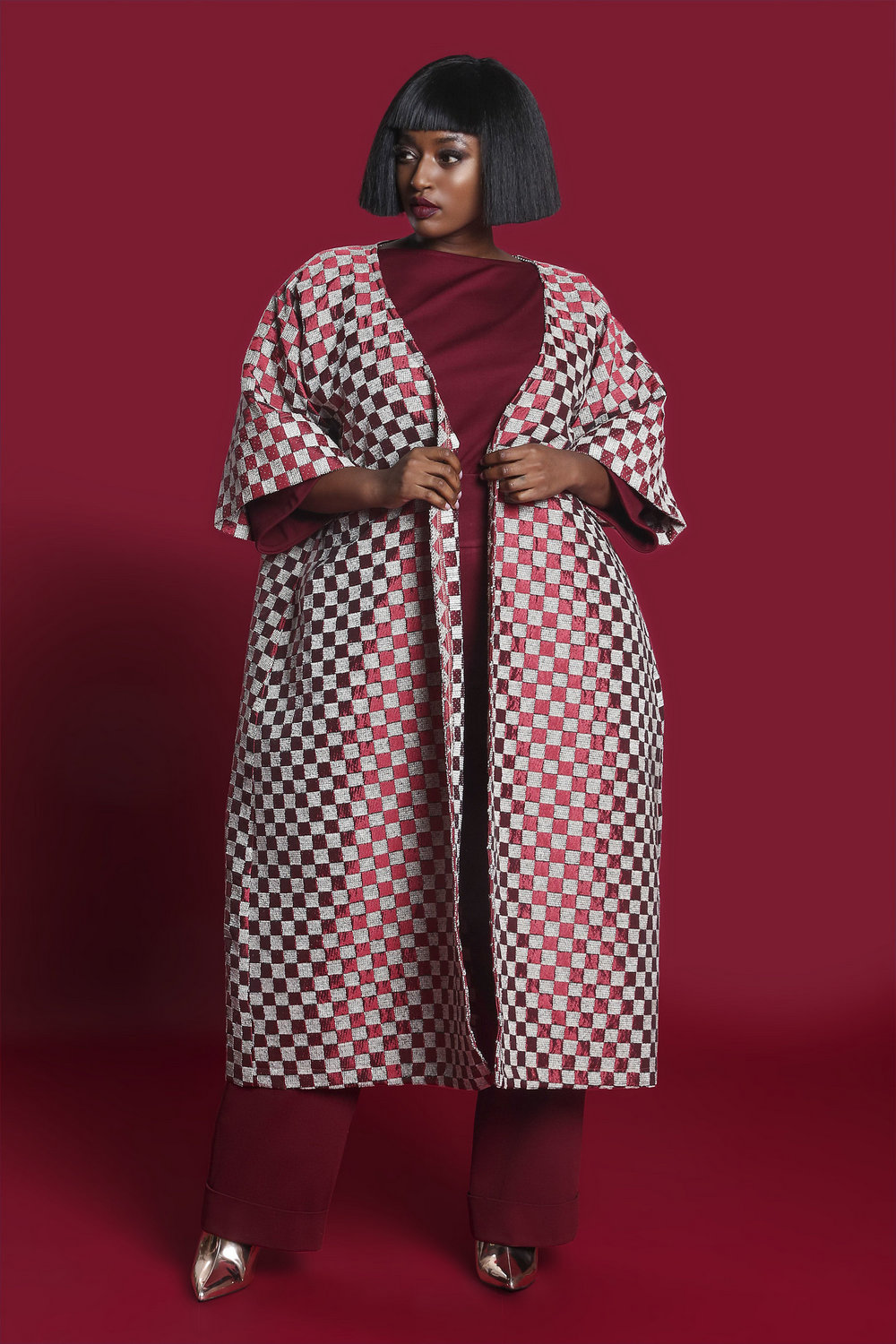 Plus SIze Holiday Style- The 2018 Jibri Holiday Collection