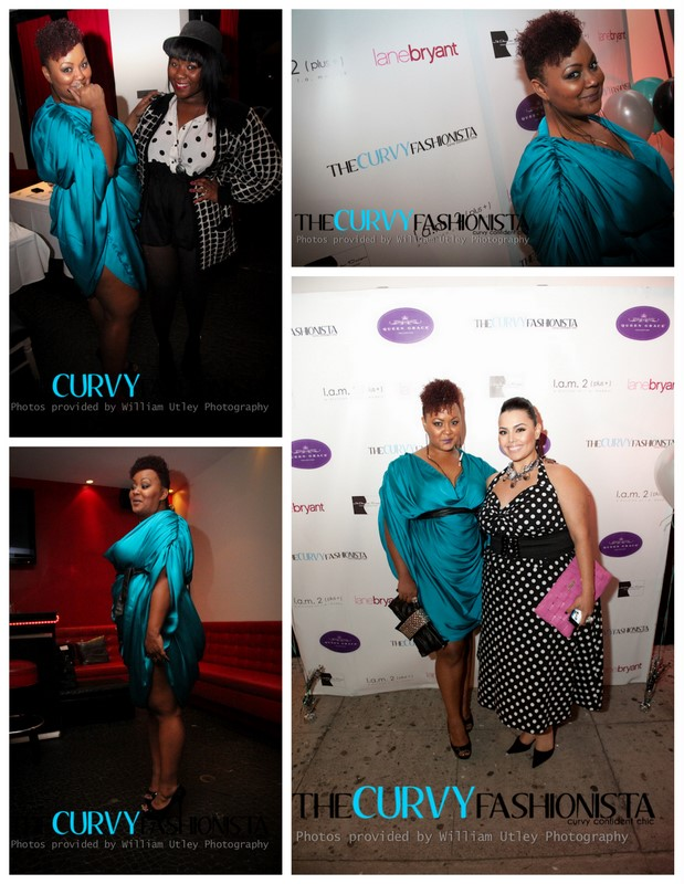 The Curvy Fashionista Turns 3 Party