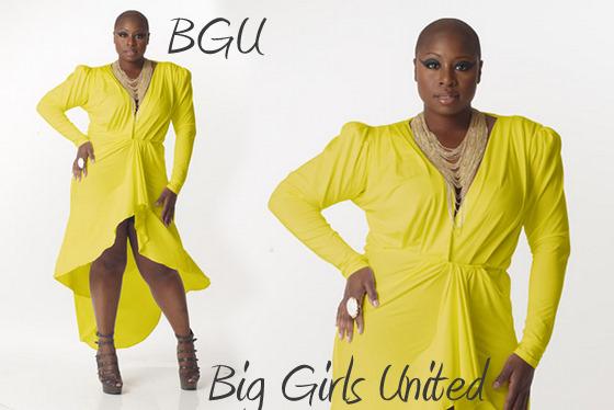 Plus Size Label Big Girls United