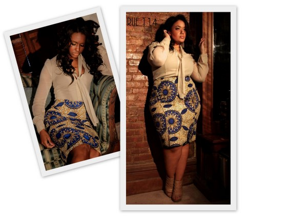 Rue 114 in Plus Sizes