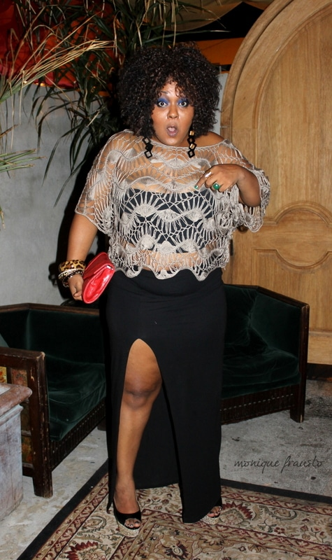 Cult of Cali Launch: What Marie Denee Wore