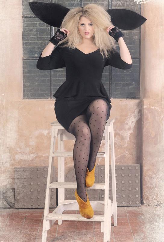 Anna Scholz Peplum Dress